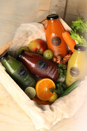 Cold-pressed juice: the new trend