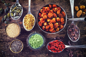 The Top 5 Indian Superfoods