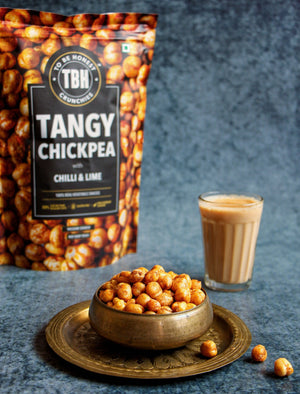 Tangy Chickpea with Chilli and Lime (110 gms)
