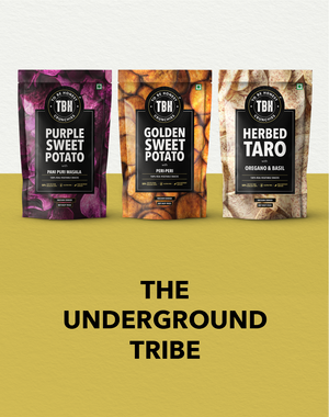 The Underground Tribe