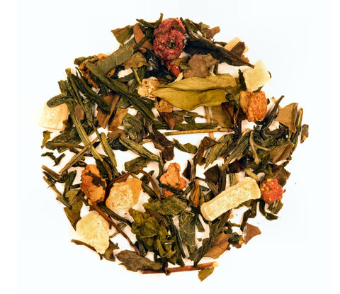 Divine Temple white tea