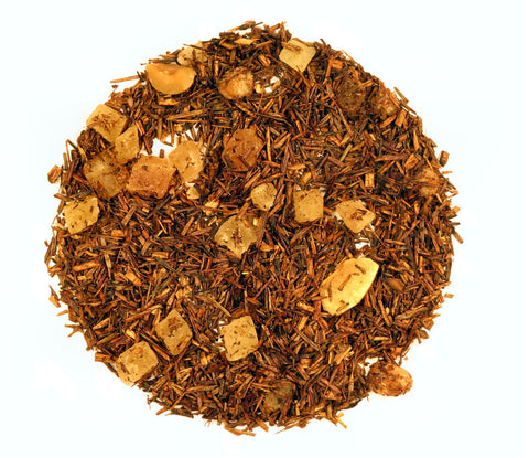 Gingersnap Cookies rooibos tea