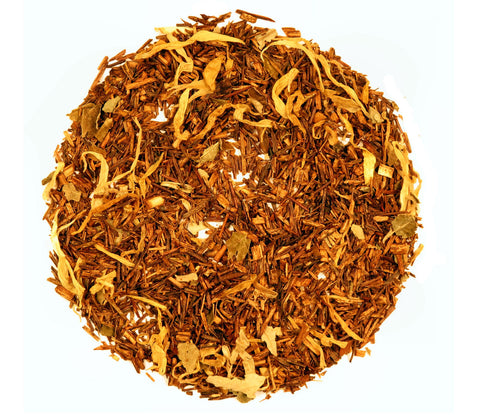 Rooibos Peach herbal tea