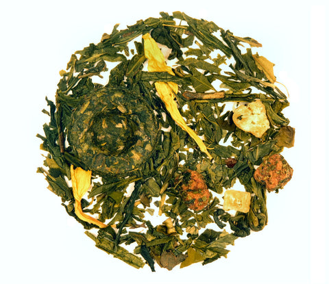 Shaolin Treasures green tea