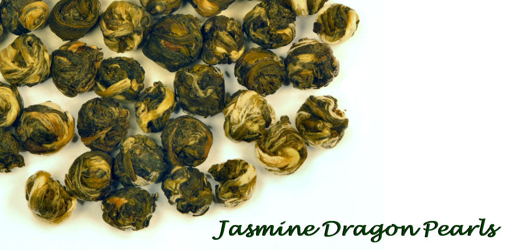 Jasmine Dragon Pearls