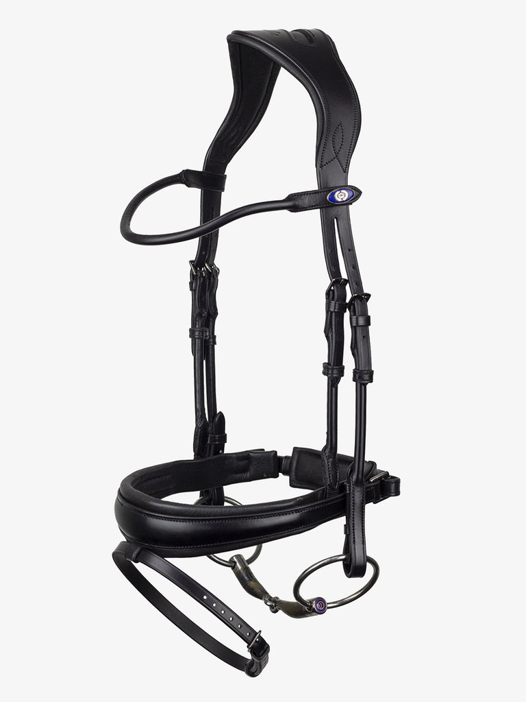 GP Dressage Bridle by PS of Sweden