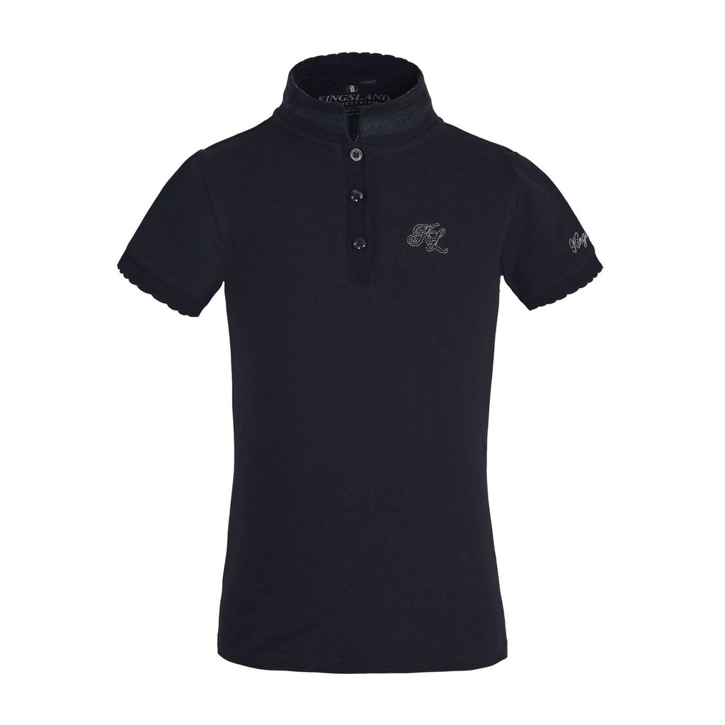 Girls summer polo by Kingsland