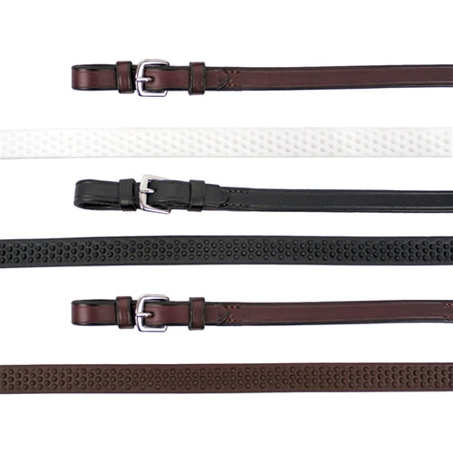 Nunn Finer - Soft Grip Rubber Reins