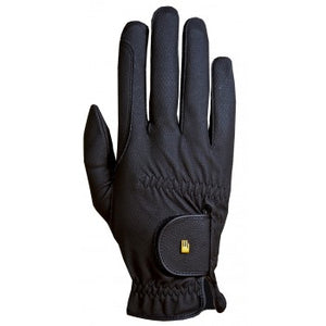Roeckl black classic riding glove