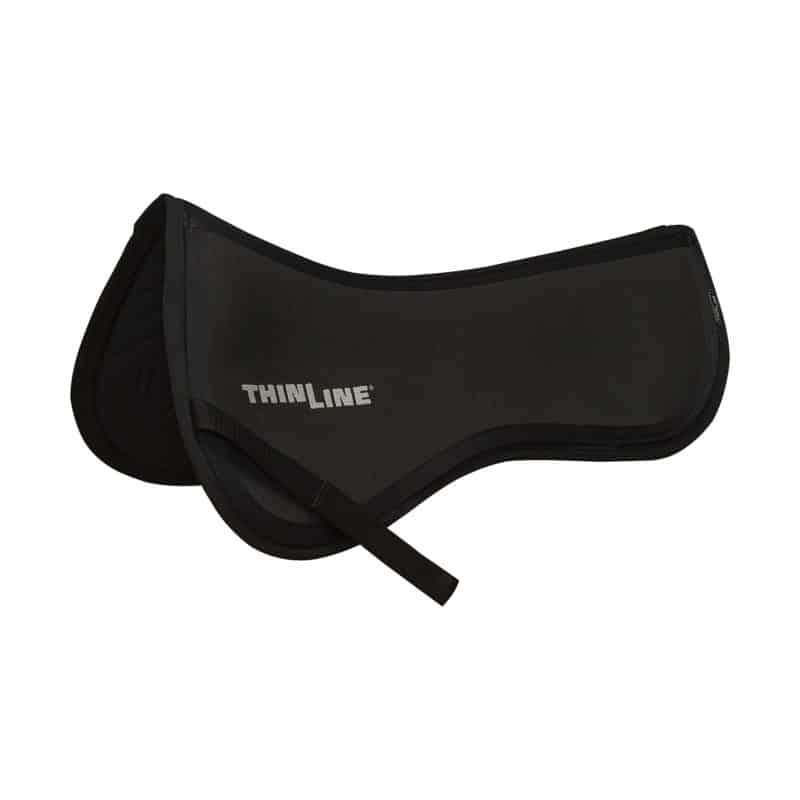 Shock absorbing, shimmable half pad by Thinline