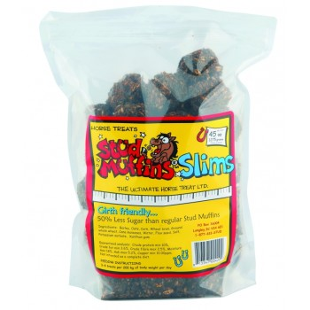 Stud Muffin Slims 45oz - Horse Treats