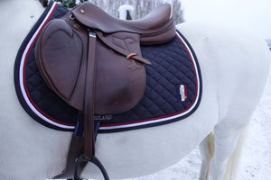 Jumping saddle pad by Kingsland Equestrian