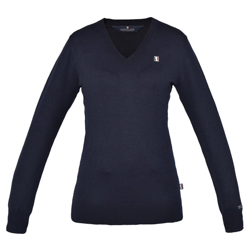 KINGSLAND - Classic Ladies V-Neck