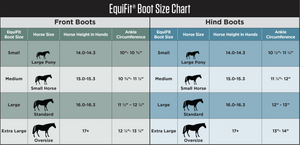 EQUIFIT - DTeq Front Boot