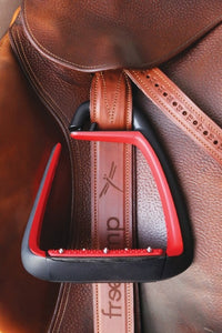 Freejump wide stirrup leather, available in Canada with free shipping