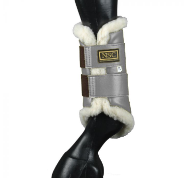 NSC Brushing boot in grey