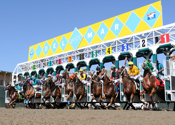How to Ace Race Style at Del Mar
