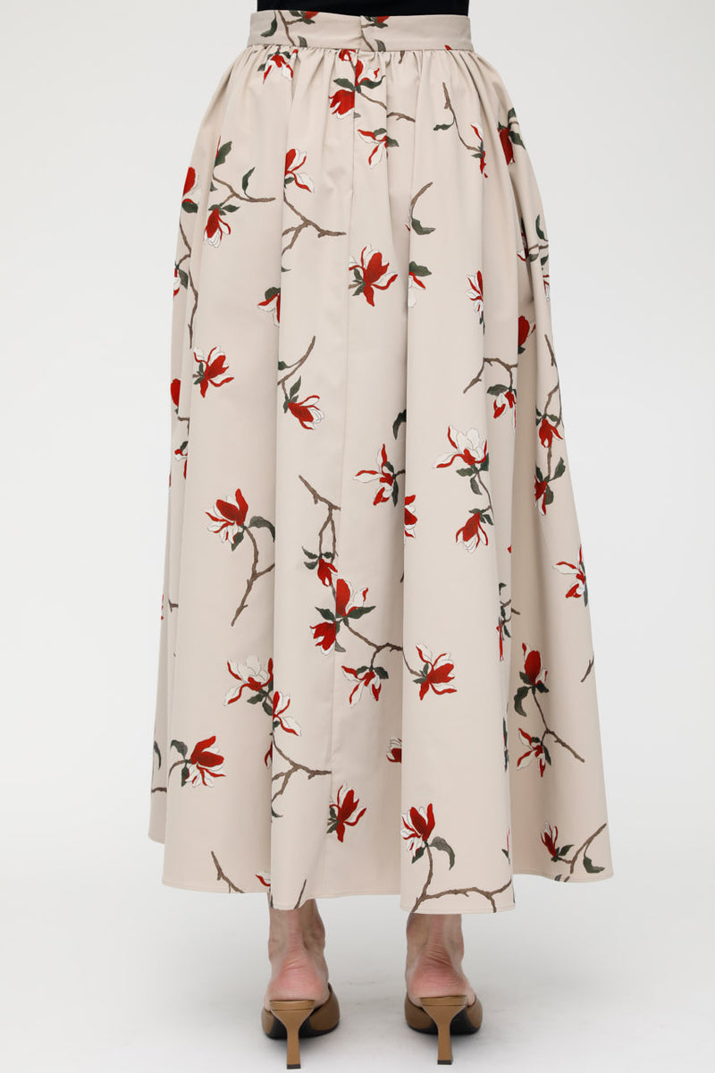 MV Magnolia Gather Long Skirt