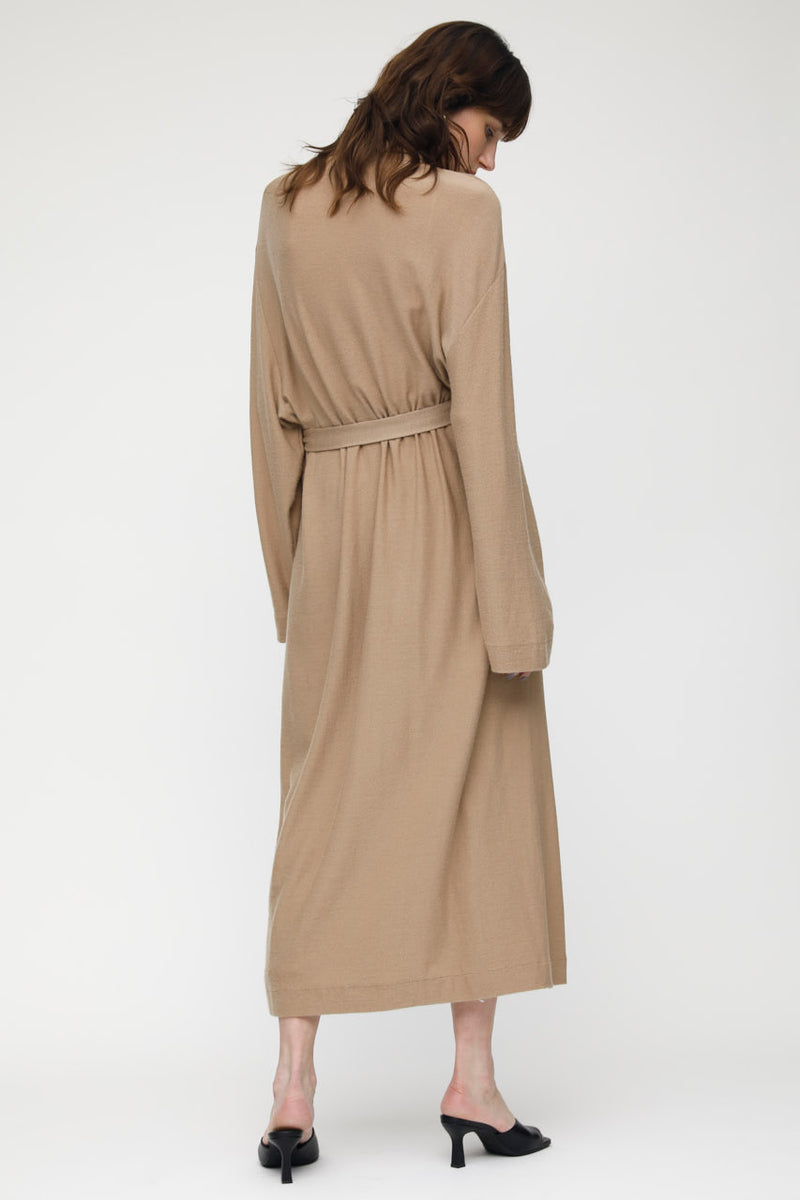MV Wool Knit Gown