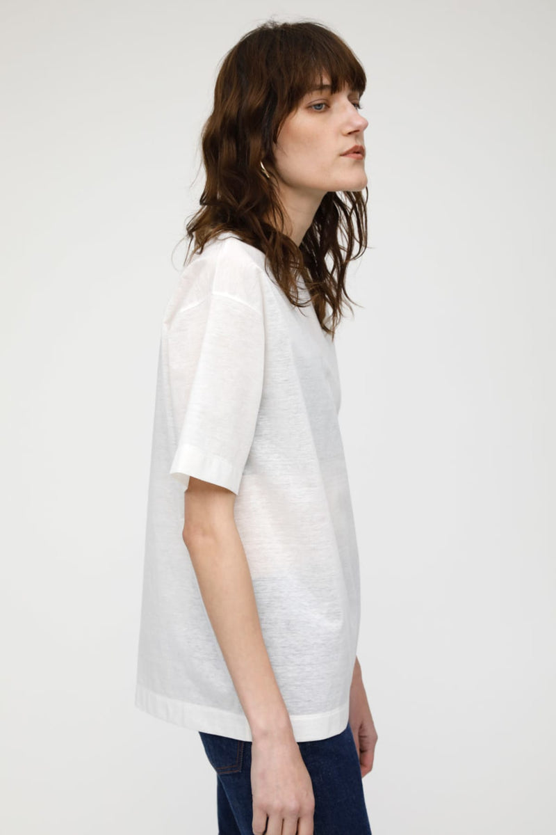 MV Cotton Linen Oversized Tee