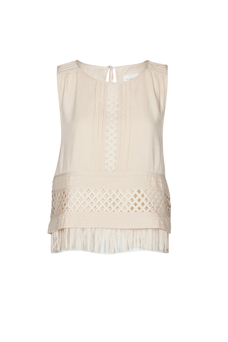 HUNTRESS SLEEVELESS TOP