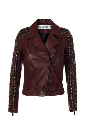 Fadeout Embellished Jacket