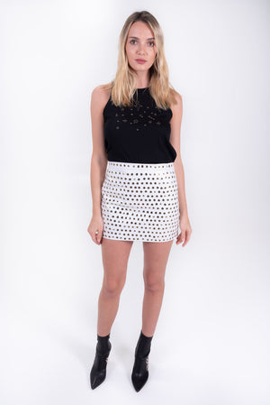 Volta Embellished Skirt