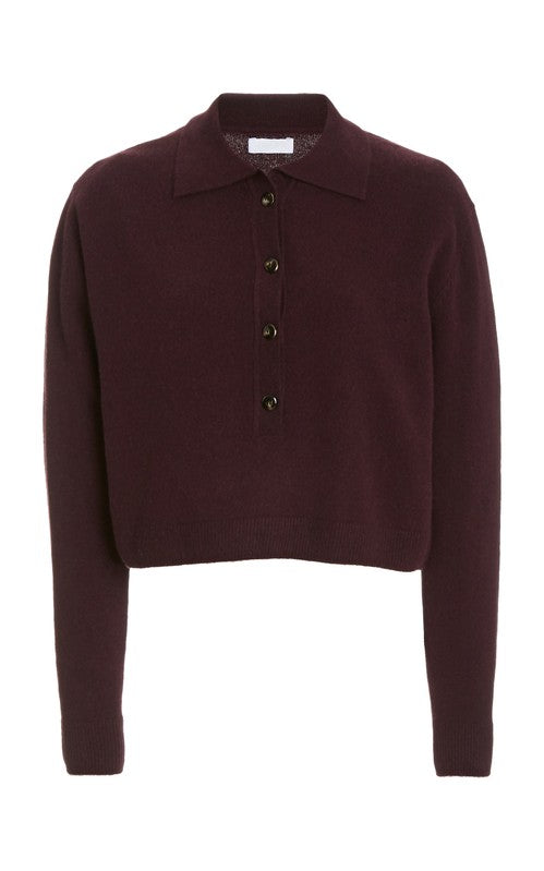 Knox Cashmere Sweater
