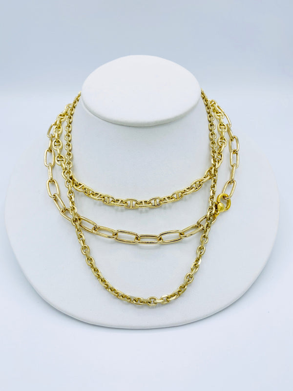 Vermeil Necklace