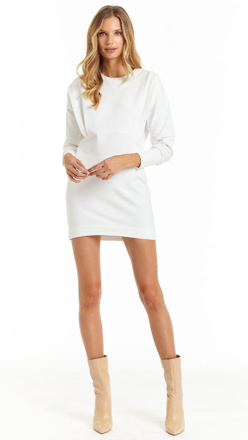 Lecco Sweatshirt Dress
