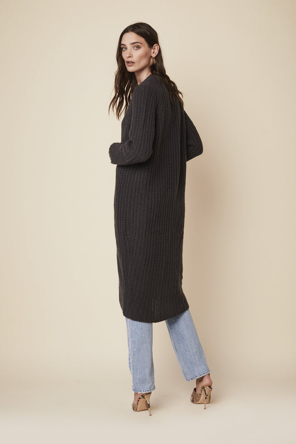 Wyatt Long Cashmere Coat