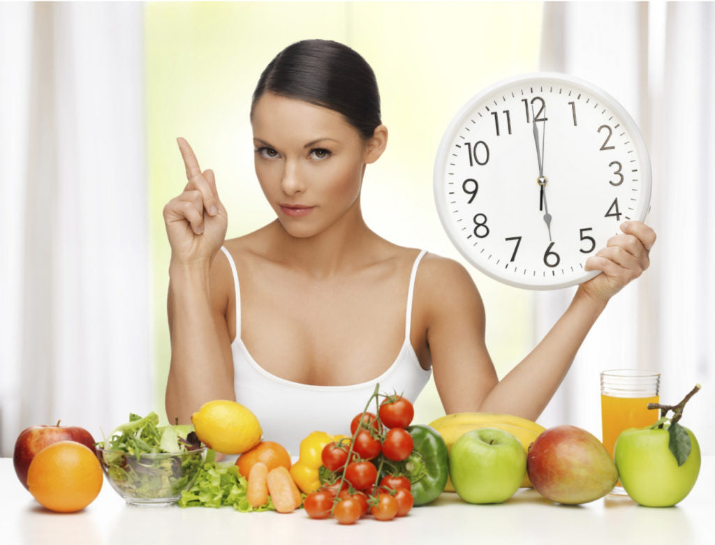 3 Basic Principles for  Healthy Nutrition