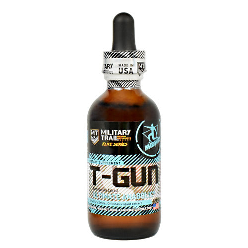 Midway Labs Military Trail Premium Supplements T-Gun - 2 fl oz - 813236021547