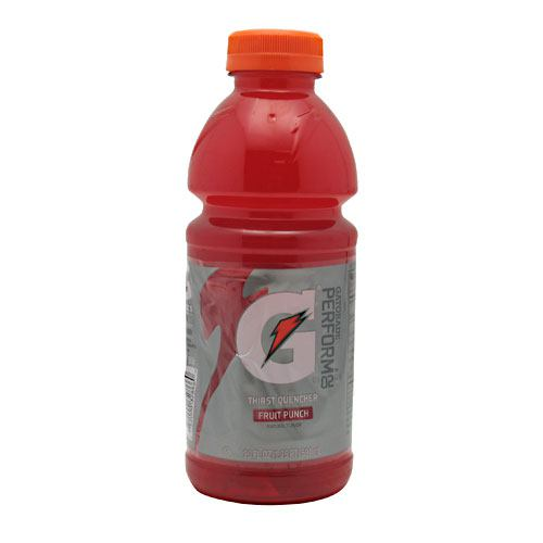 Gatorade Thirst Quencher - Fruit Punch - 24 Bottles - 10052000328667