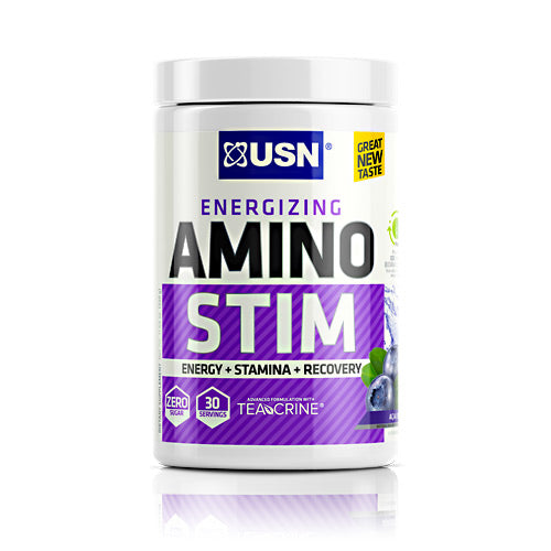 Usn Cutting Edge Series Amino Stim - Acai Berry - 30 Servings - 6009706094997