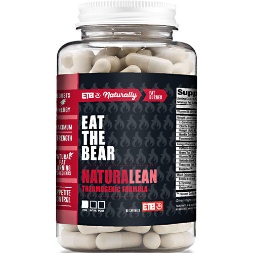 Eat The Bear NaturaLean - 90 Capsules - 637262797135