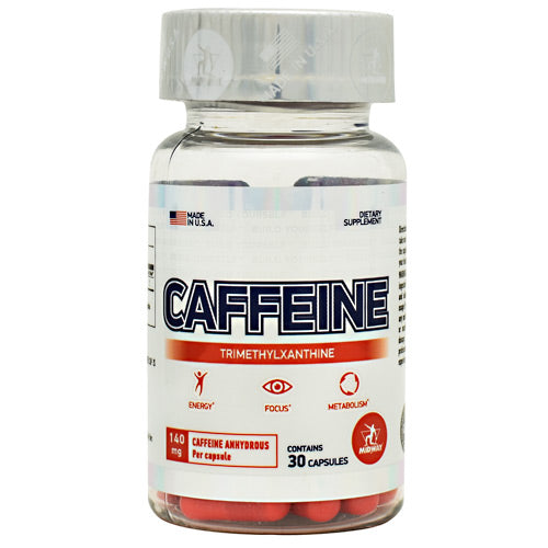 Midway Labs Caffeine - 30 Capsules - 813236024180