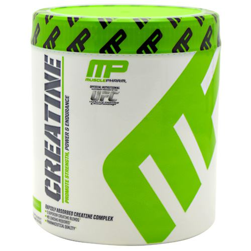 Muscle Pharm Creatine - Unflavored - 300 g - 736211053770
