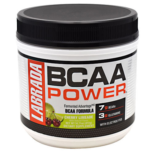 Labrada Nutrition BCAA Power - Cherry Limeade - 30 Servings - 710779100602