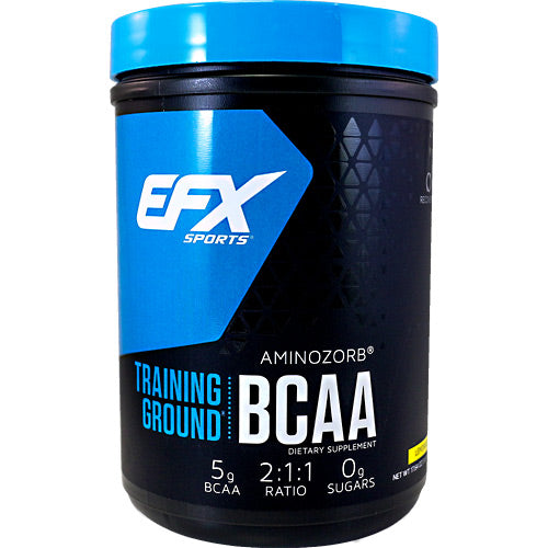 EFX Sports EFX Sports Training Ground BCAA - Lemonade - 17.64 oz - 737190002933