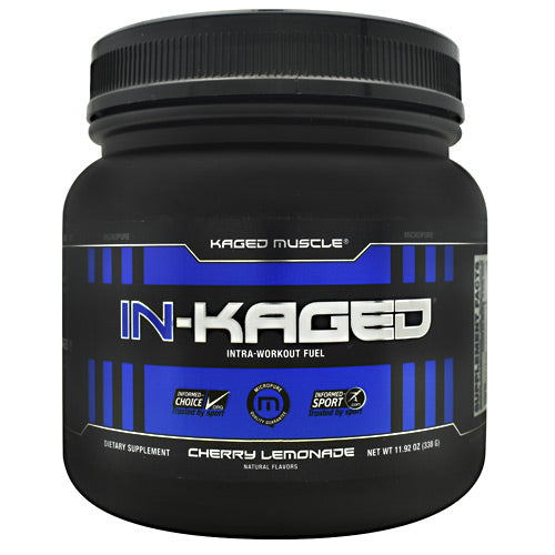 Kaged Muscle In-Kaged - Cherry Lemonade - 20 Servings - 094393450627