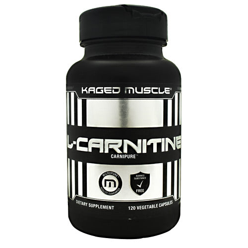 Kaged Muscle Carnipure L-Carnitine - 120 Capsules - 027829403546