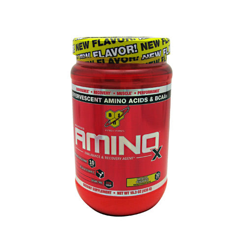 BSN Amino X - Tropical Pineapple - 30 Servings - 834266003617