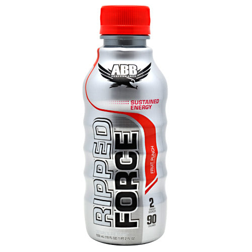 ABB Ripped Force - Fruit Punch - 12 Bottles - 00045529859135