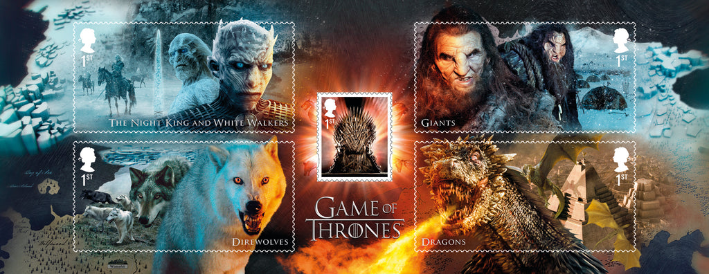Game of Thrones™ Official Miniature Sheet