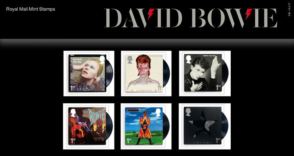 (c) Musical Giants II: David Bowie Presentation Pack (3773221)