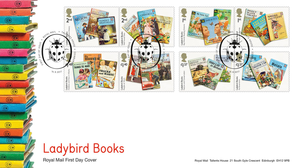 Ladybird Books First Day Cover (3774279)