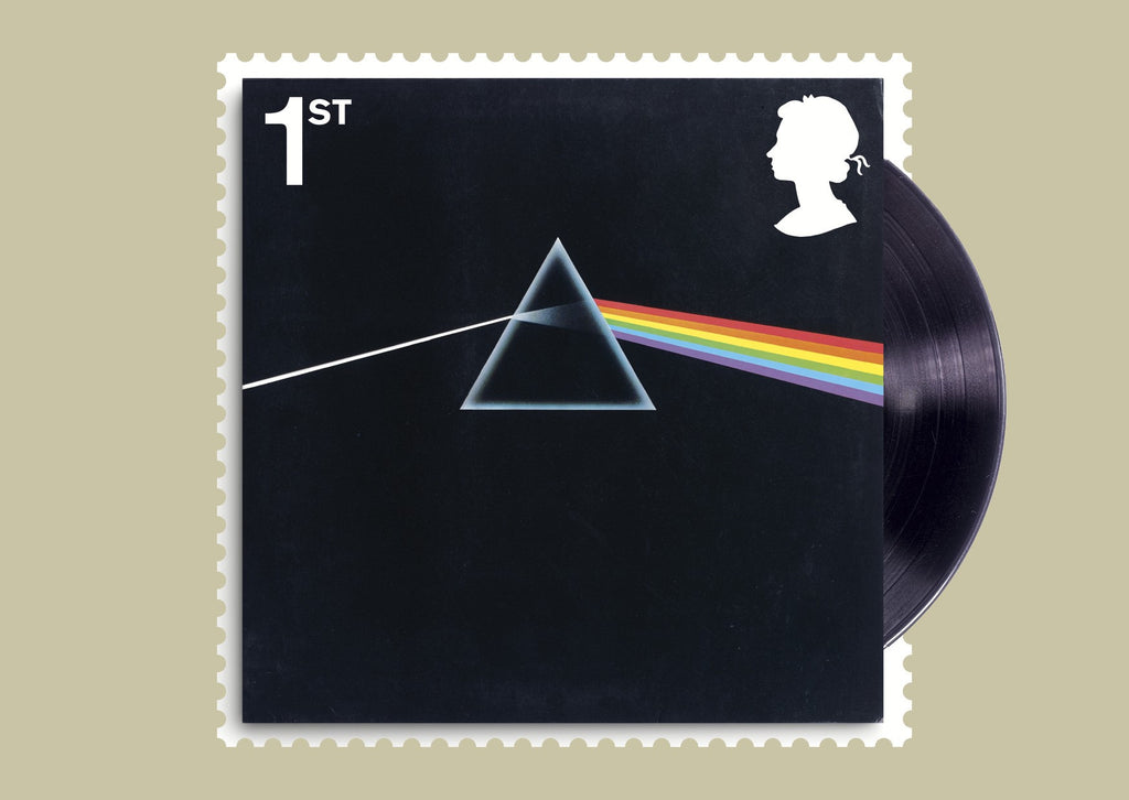 Pink Floyd Stamp Card Set  [3771938]