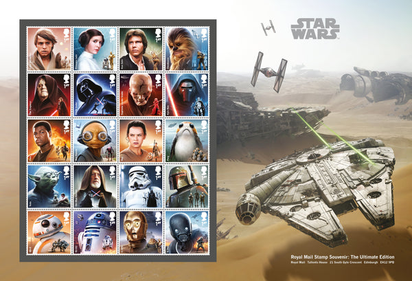 STAR WARS™ 2017 Ultimate Edition Official Souvenir Cover