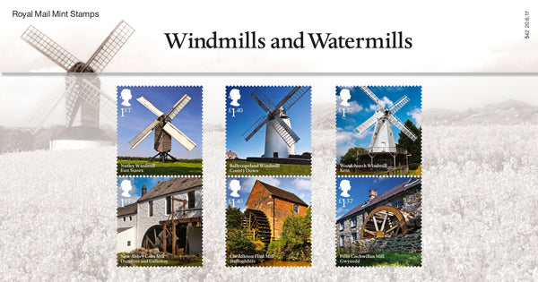 Windmills and Watermills Presentation Pack (3773647)